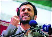 Ahmadineyad : las contiendas confesionales y étnicas que se han levantado entre los pueblos de la zona son parte de una conspiración de las fuerzas coloniales